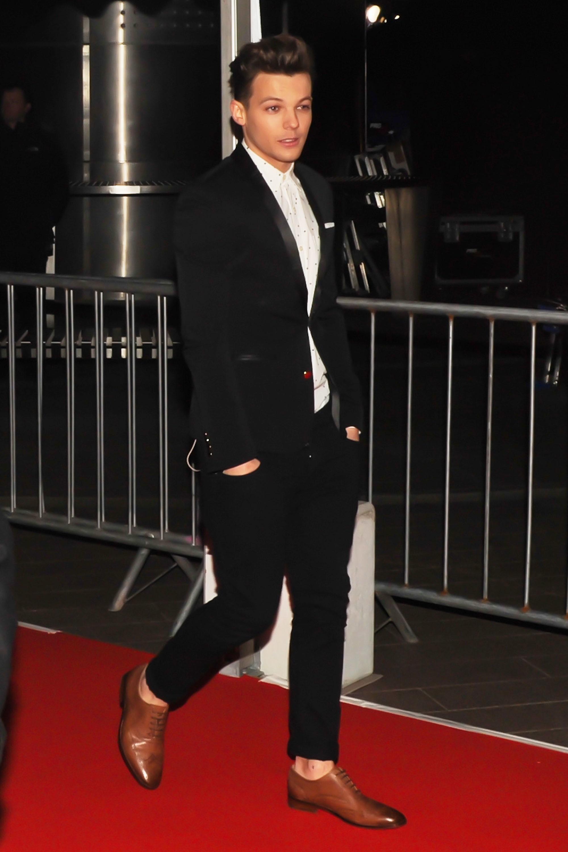 Louis Tomlinson Brit Awards