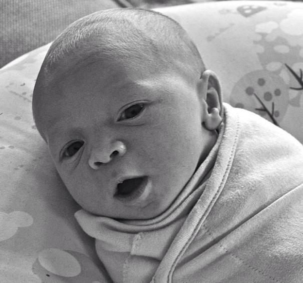 Kris Allen baby Oliver