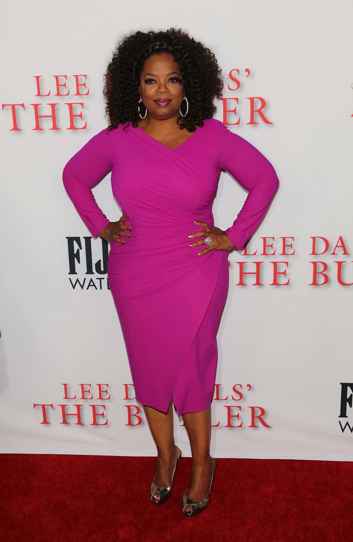 oprah pregnancy