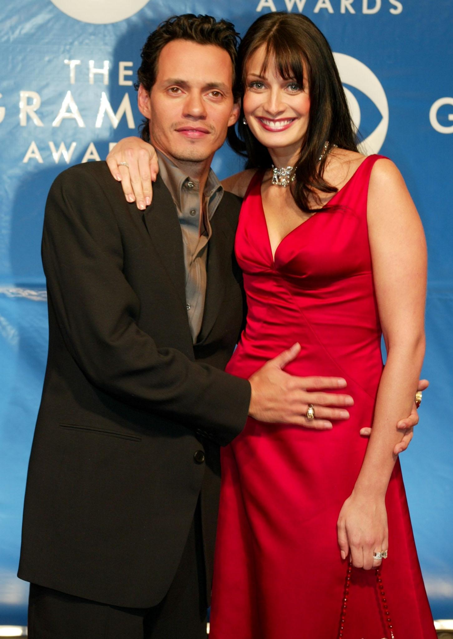 Marc Anthony Dayanara Torres pregnant