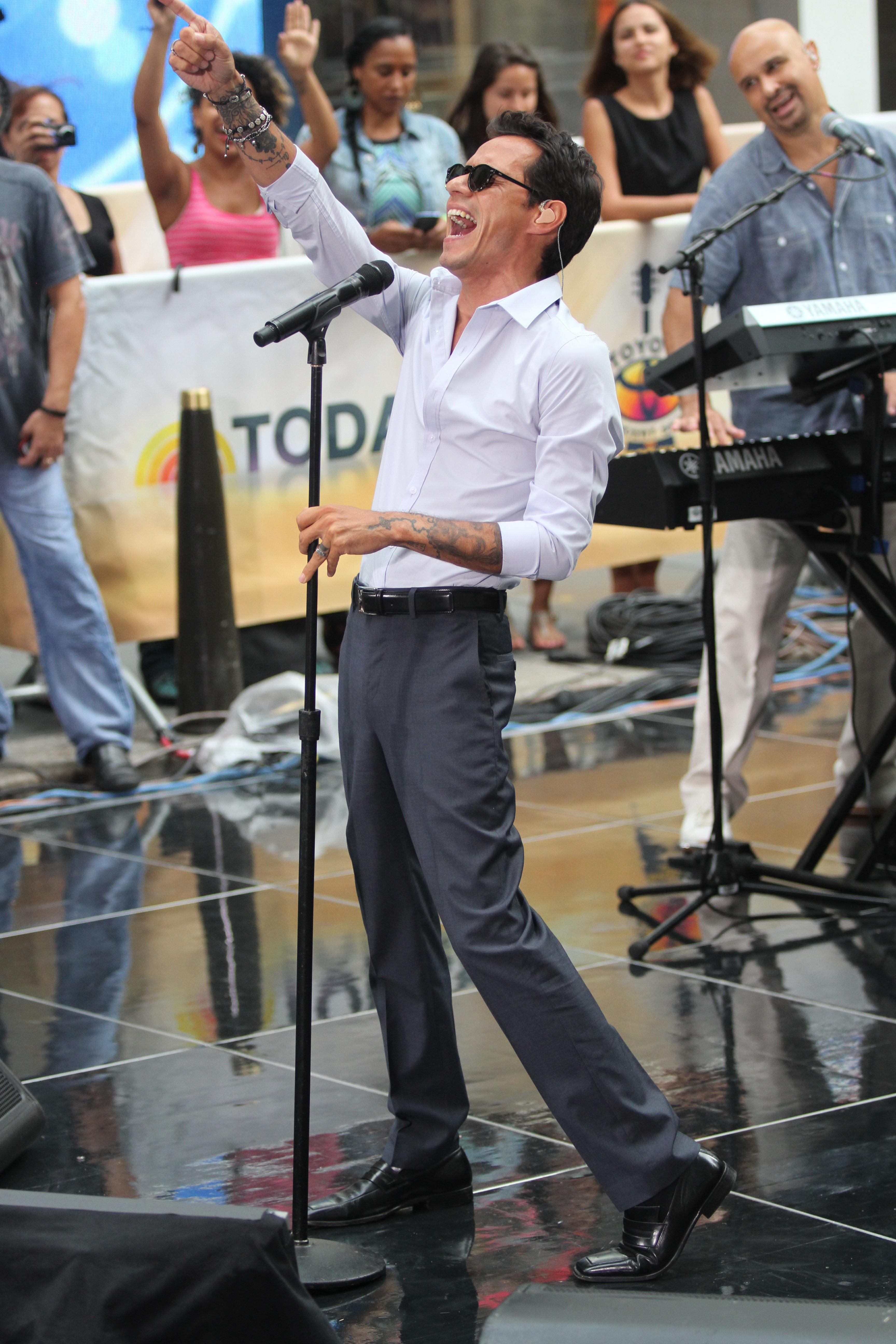 Marc Anthony faces tour lawsuit