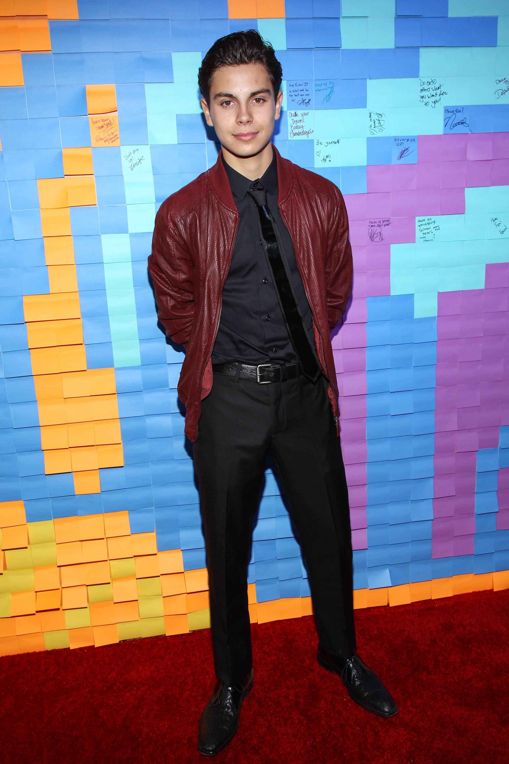 jake austin leather