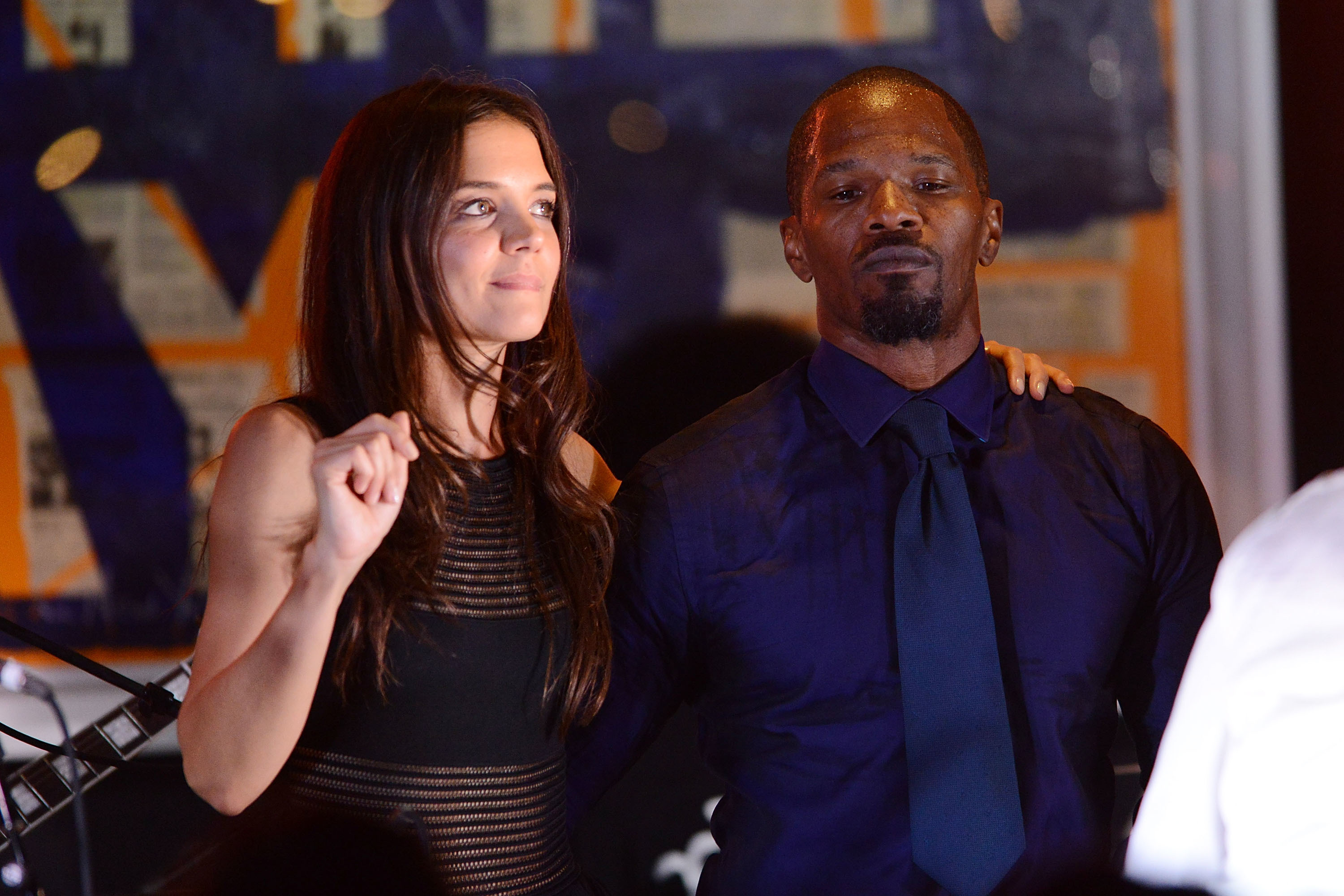 Are Katie Holmes and Jamie Foxx getting married?