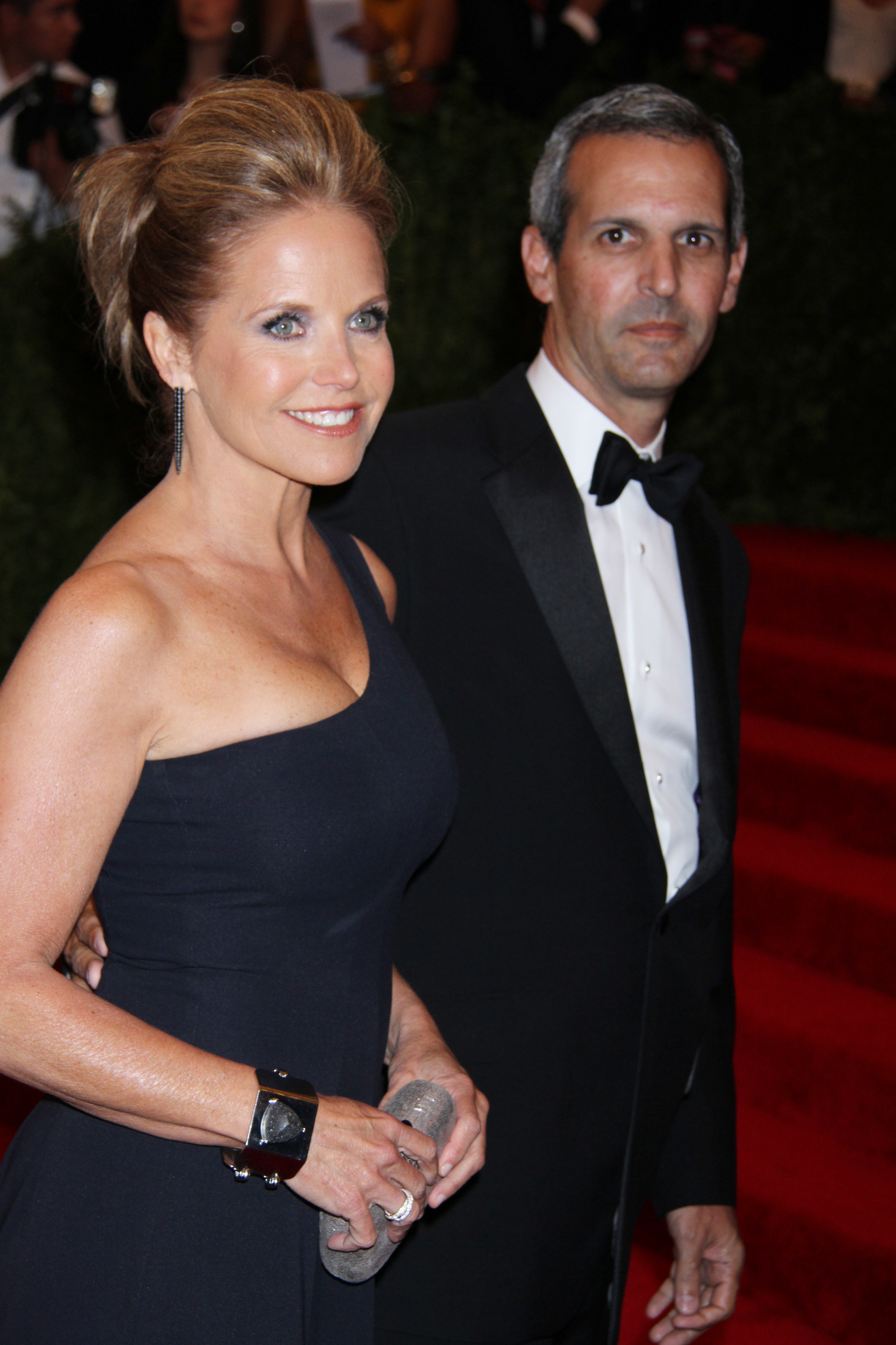 katie couric engaged john molner