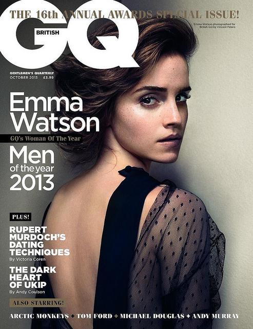 emma watson gq woman of the year