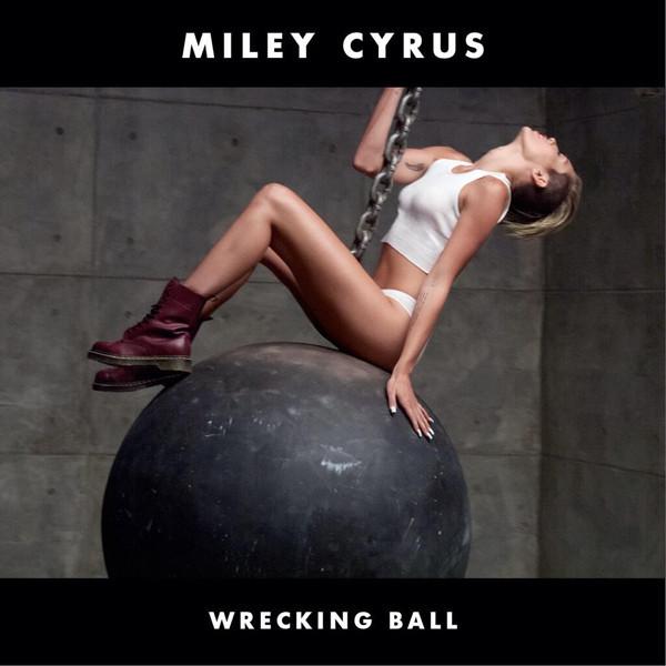 miley cyrus wrecking ball