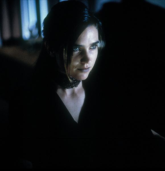 Jennifer Connelly goth