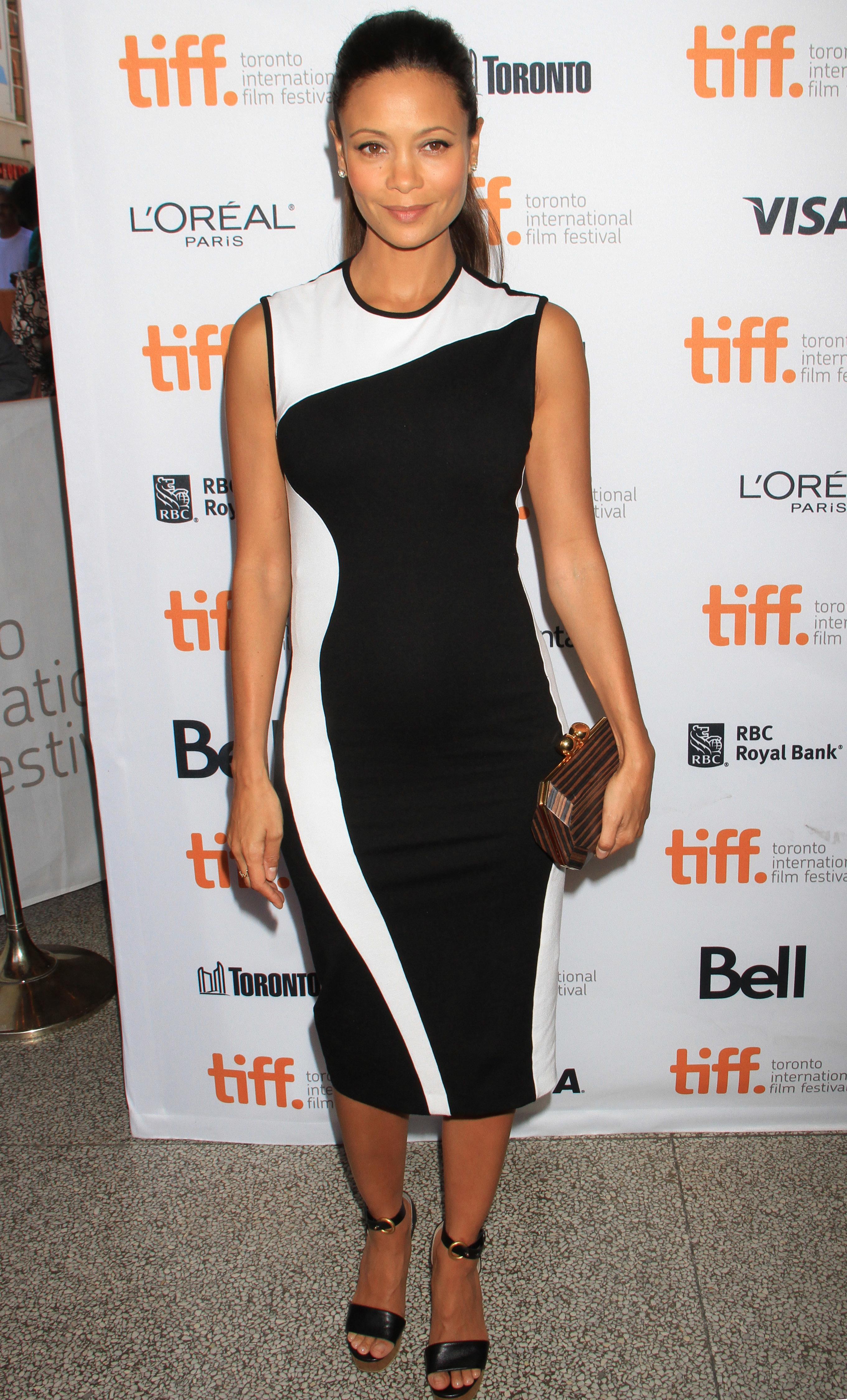Thandie Newton Toronto