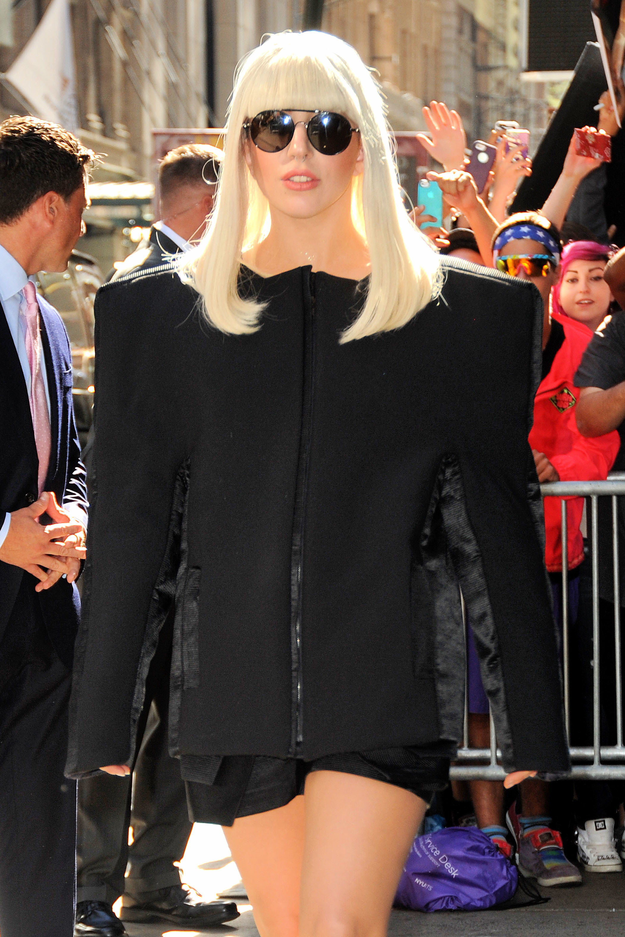 lady gaga instragram letter concern drug use