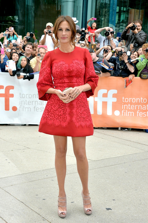 Julia Roberts toronto film festival