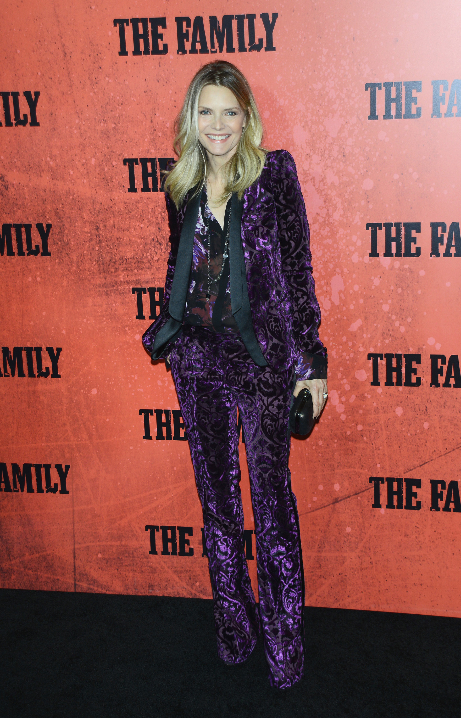 Michelle Pfeiffer considers launching a healthy products company