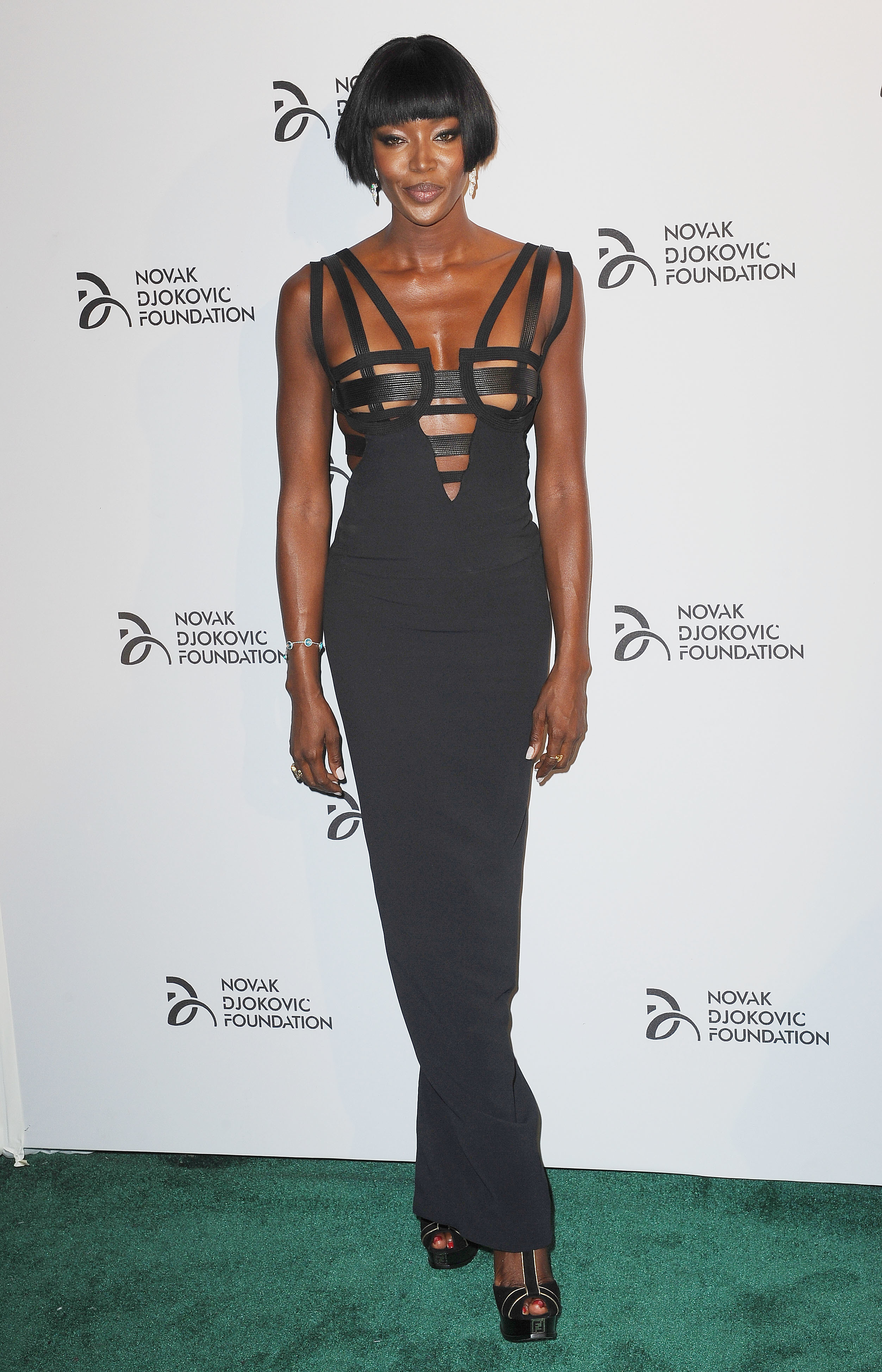 naomi campbell fashion industry acts of racism