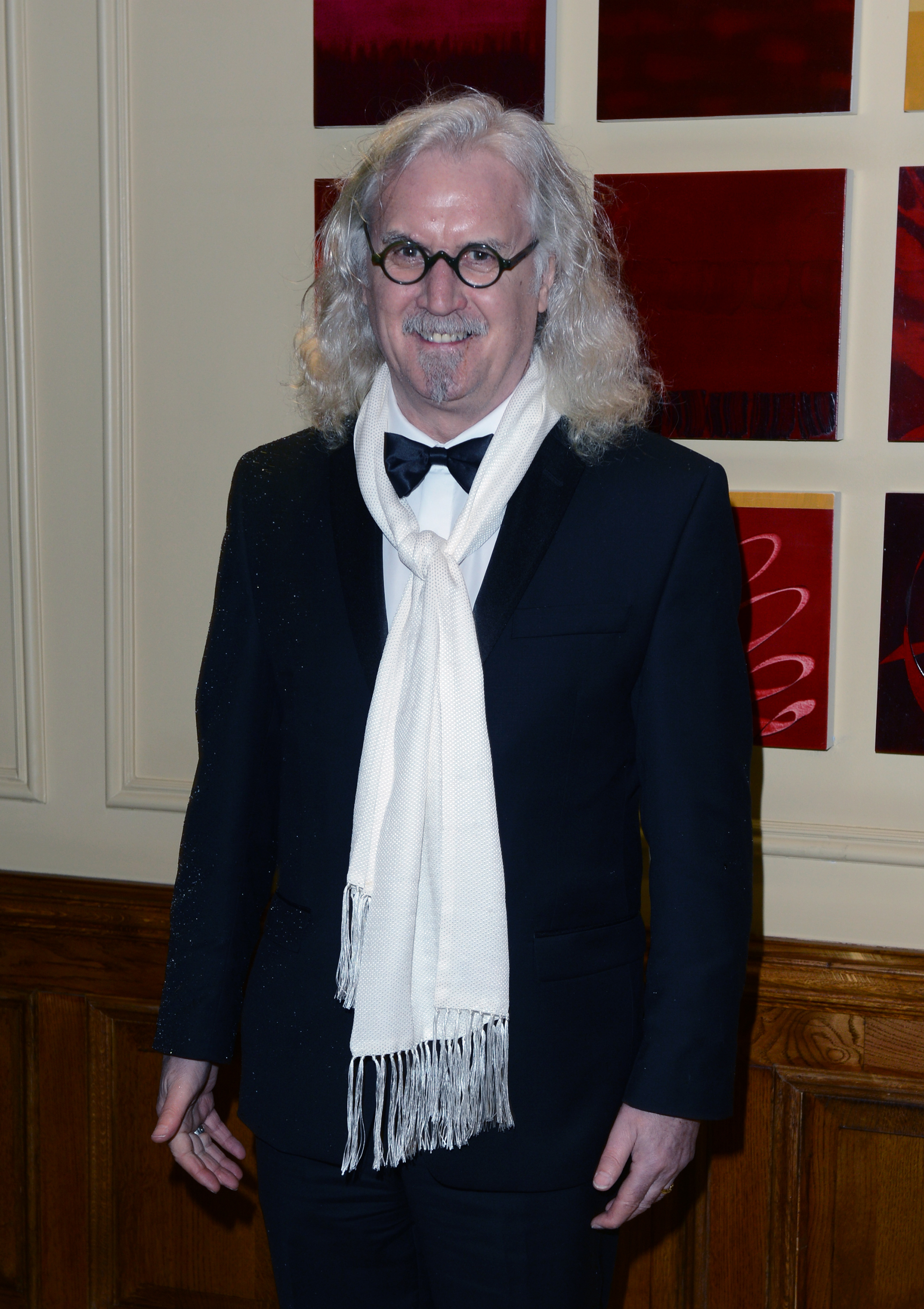 Billy Connolly BAFTA