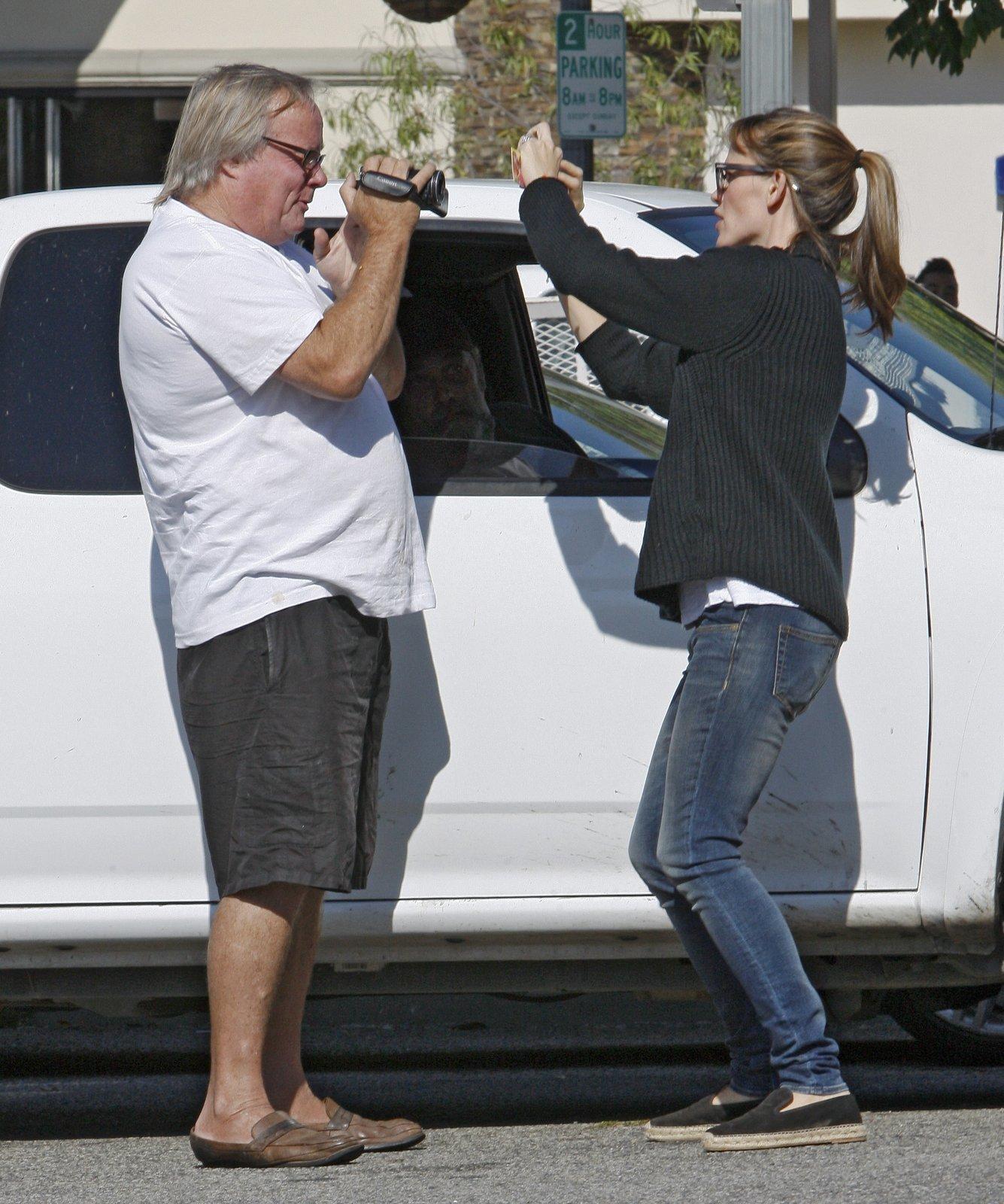 Jennifer Garner paparazzo