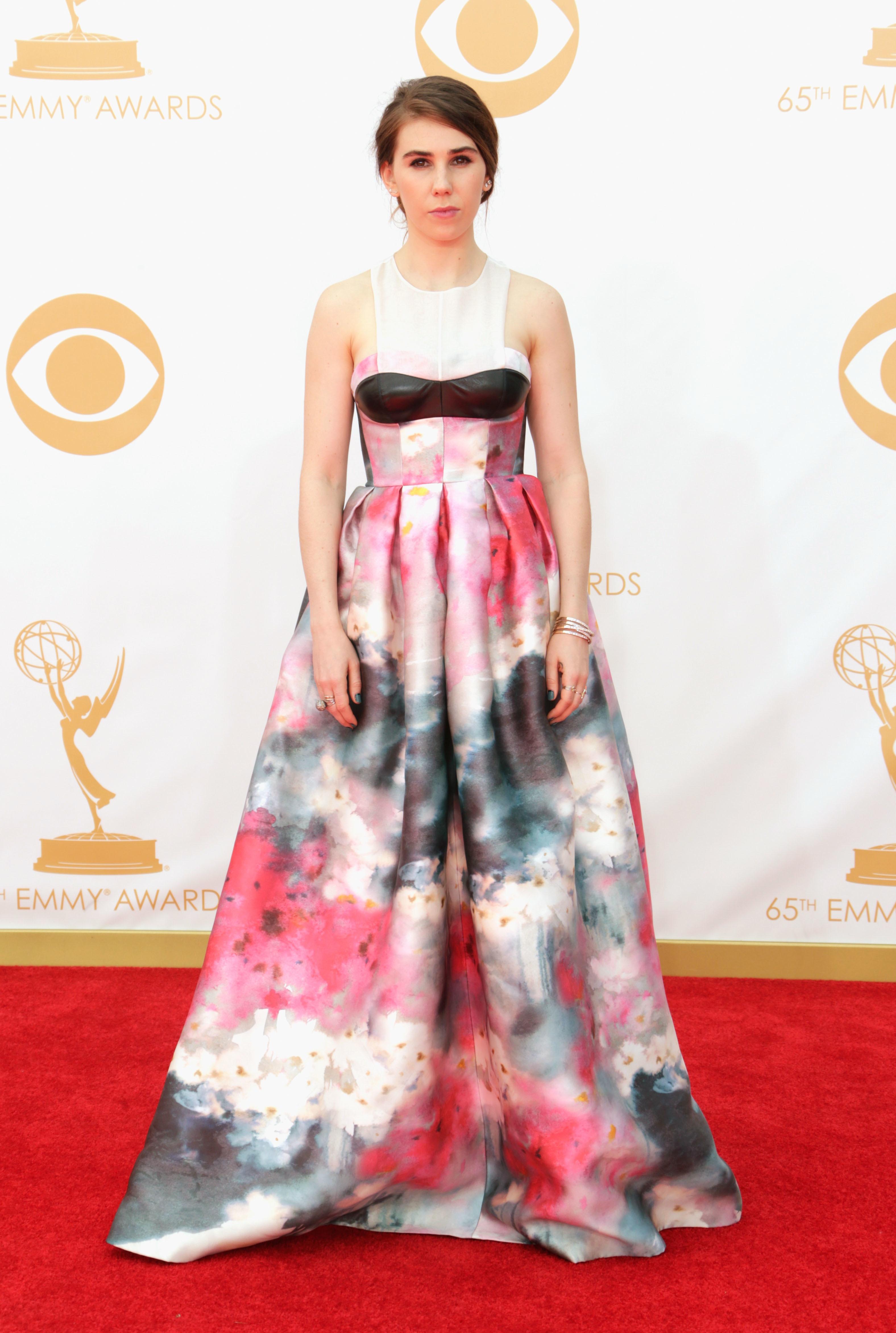 zosia mamet floral dress