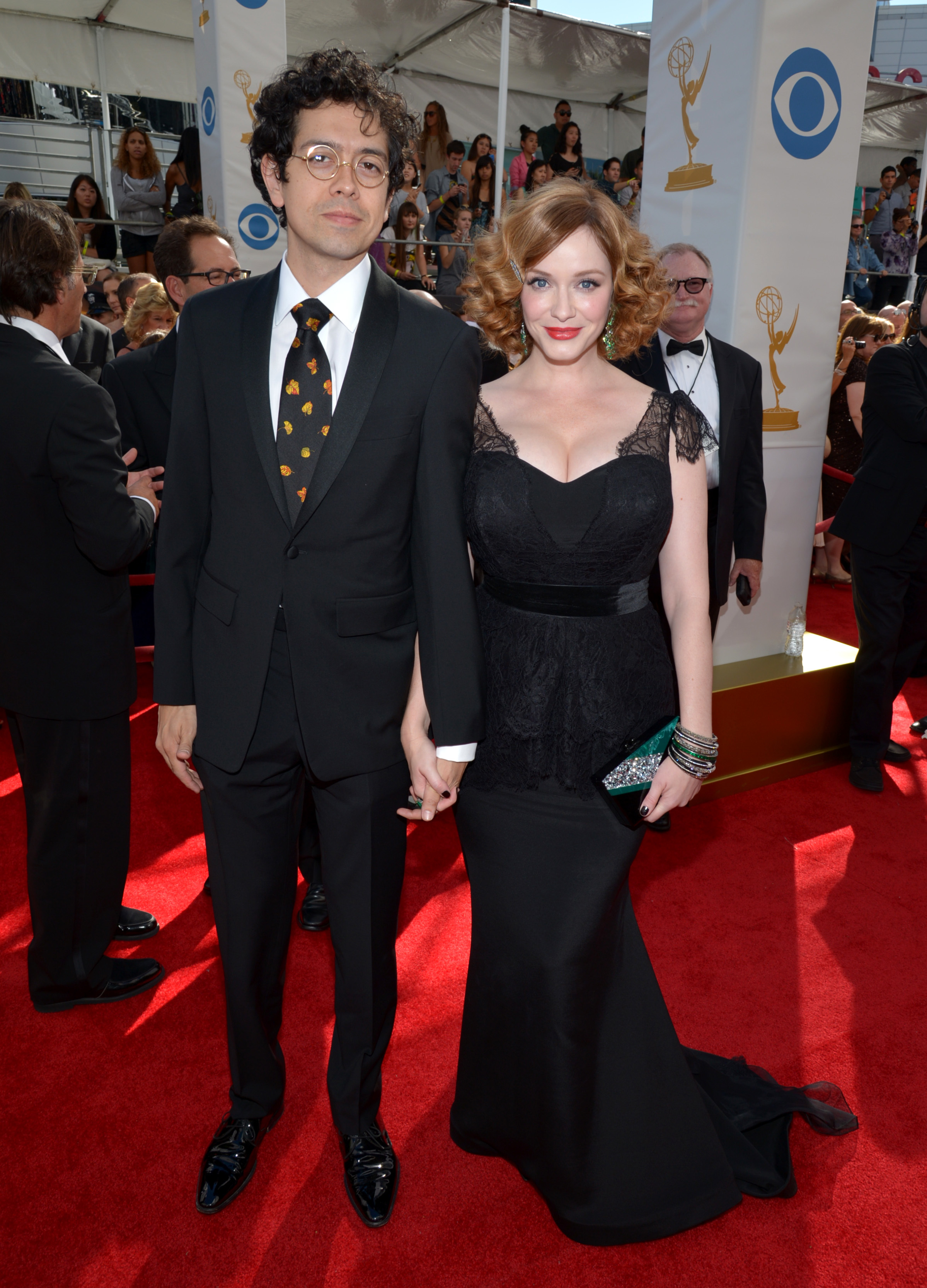 Emmy awards 2013 couples best dressed hot couple hottest tv