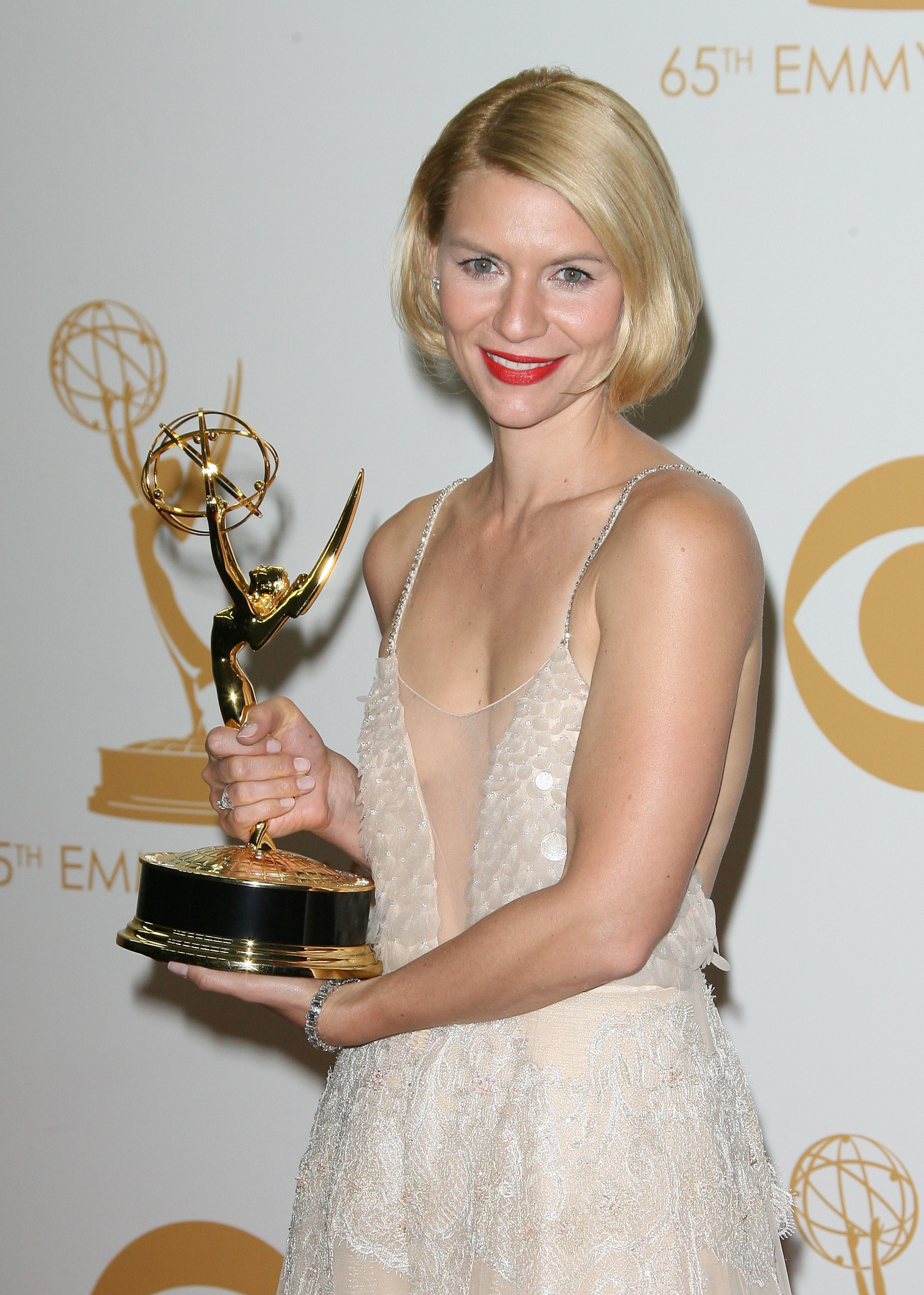 emmy awards claire danes cyrus