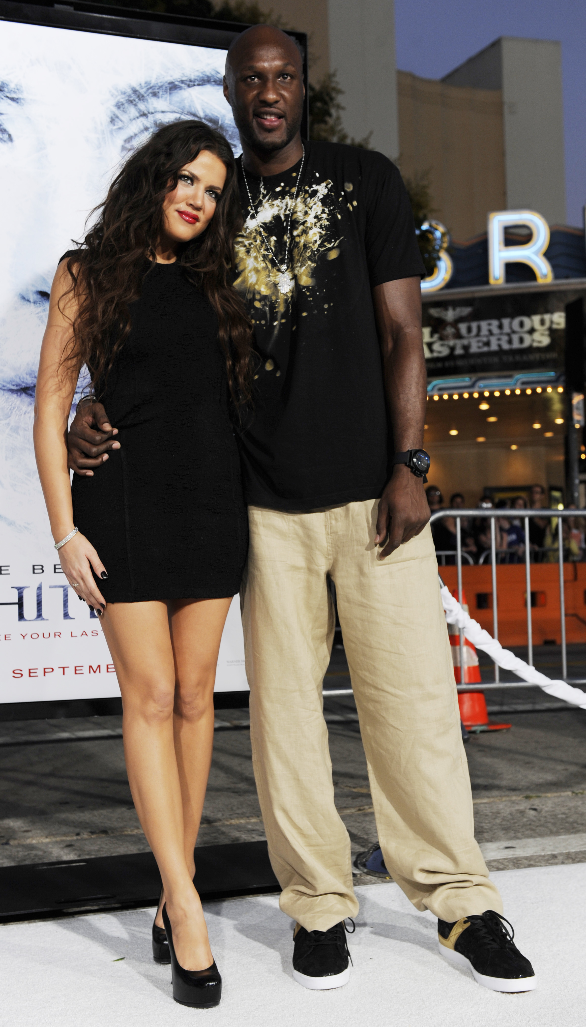 Lamar Odom 'refuses to sign divorce papers': Report