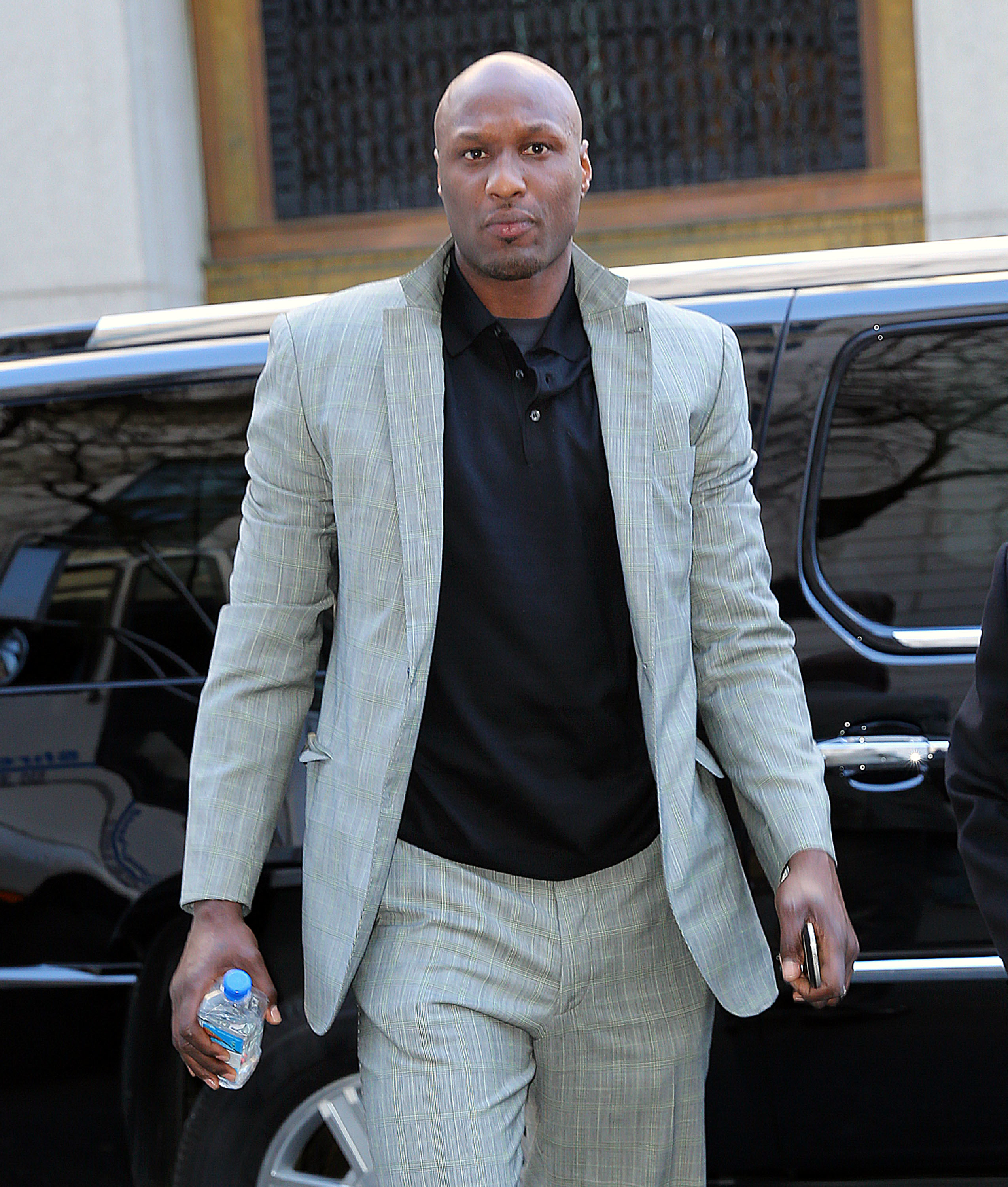 Lamar Odom update: Privacy breaches and Khloe's marriage terms