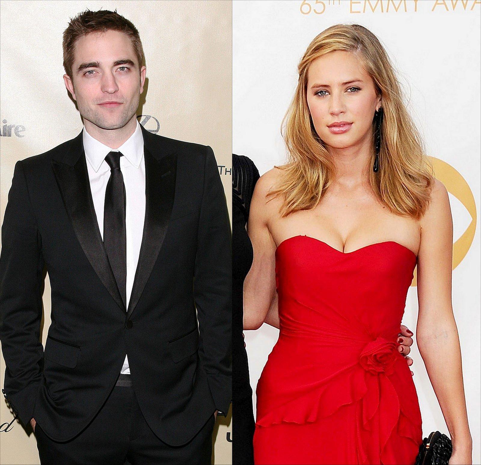 Robert Pattinson Dylan Penn