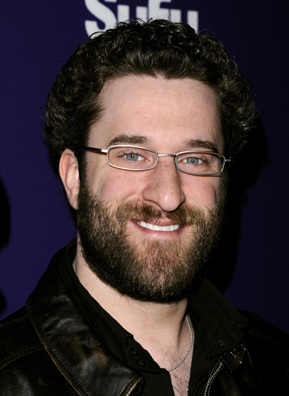 Dustin Diamond beard