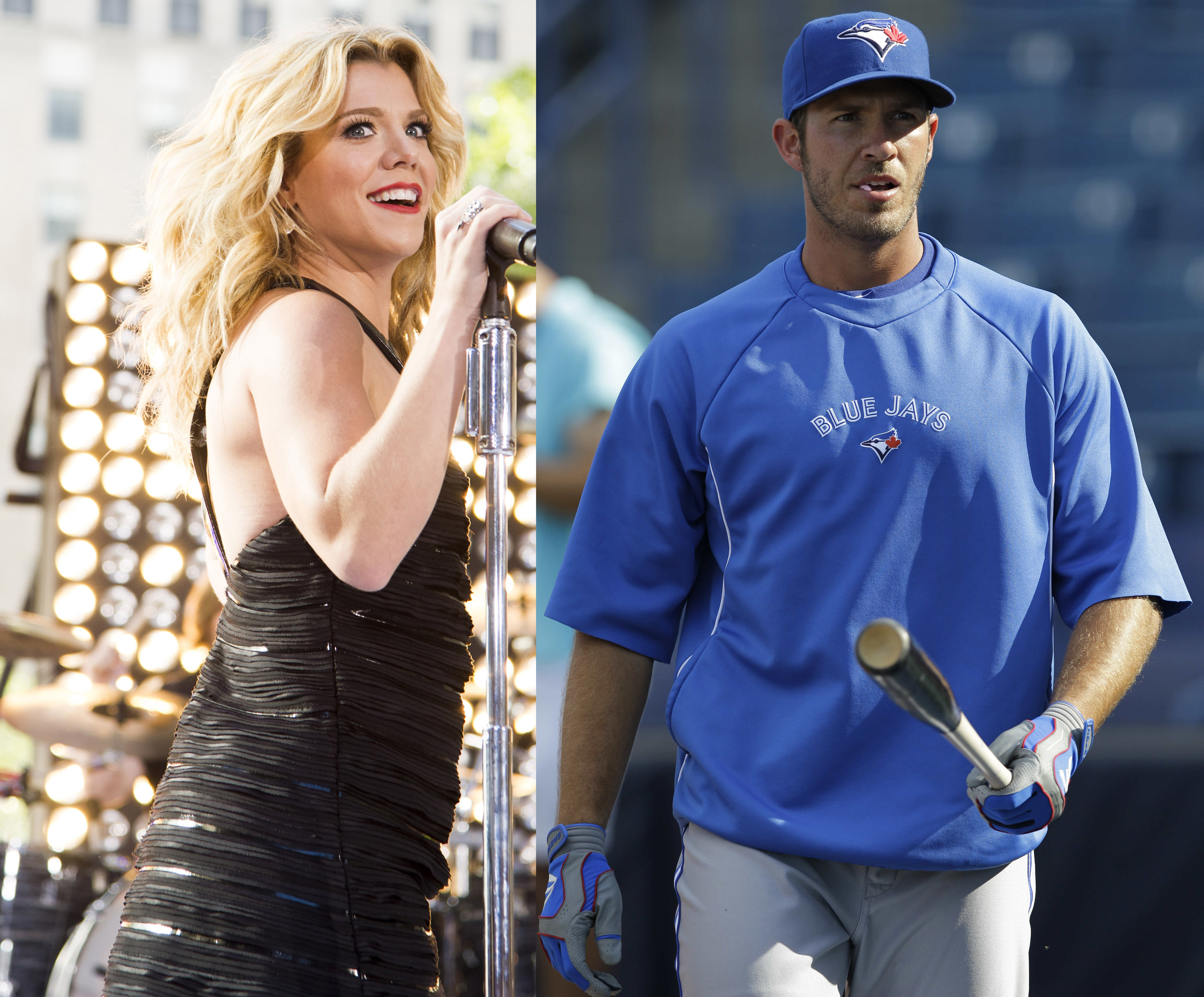 Kimberly Perry engaged baseball player