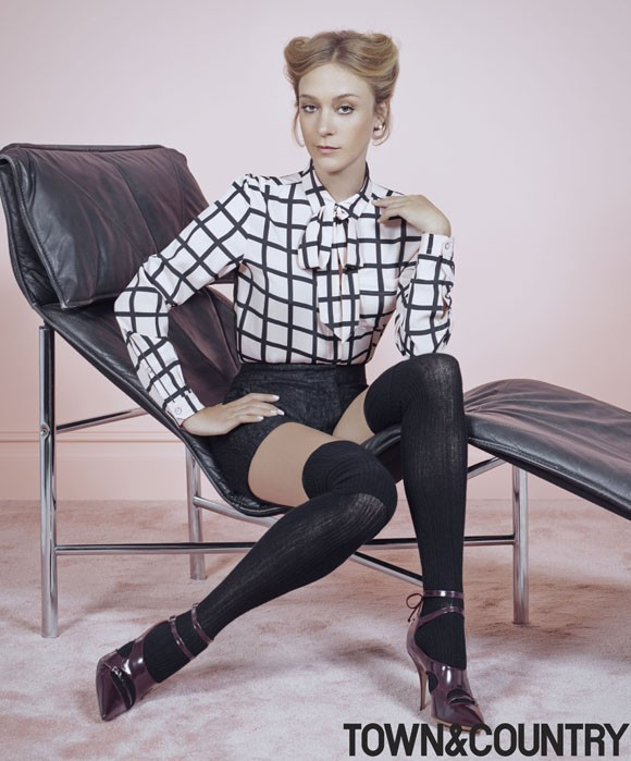 chloe sevigny town & country hollywood perception indie it girl