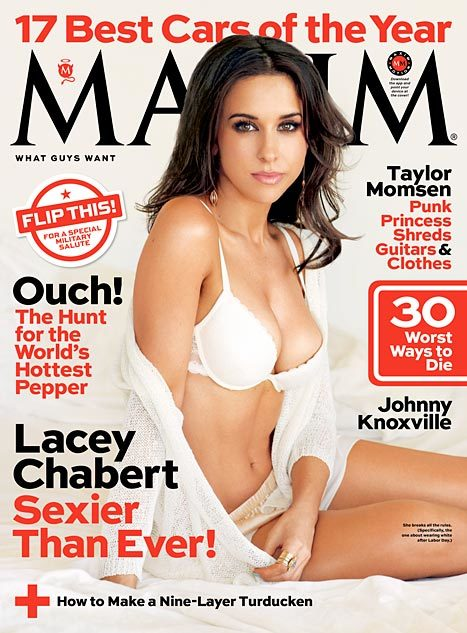 lacey chabert maxim cover