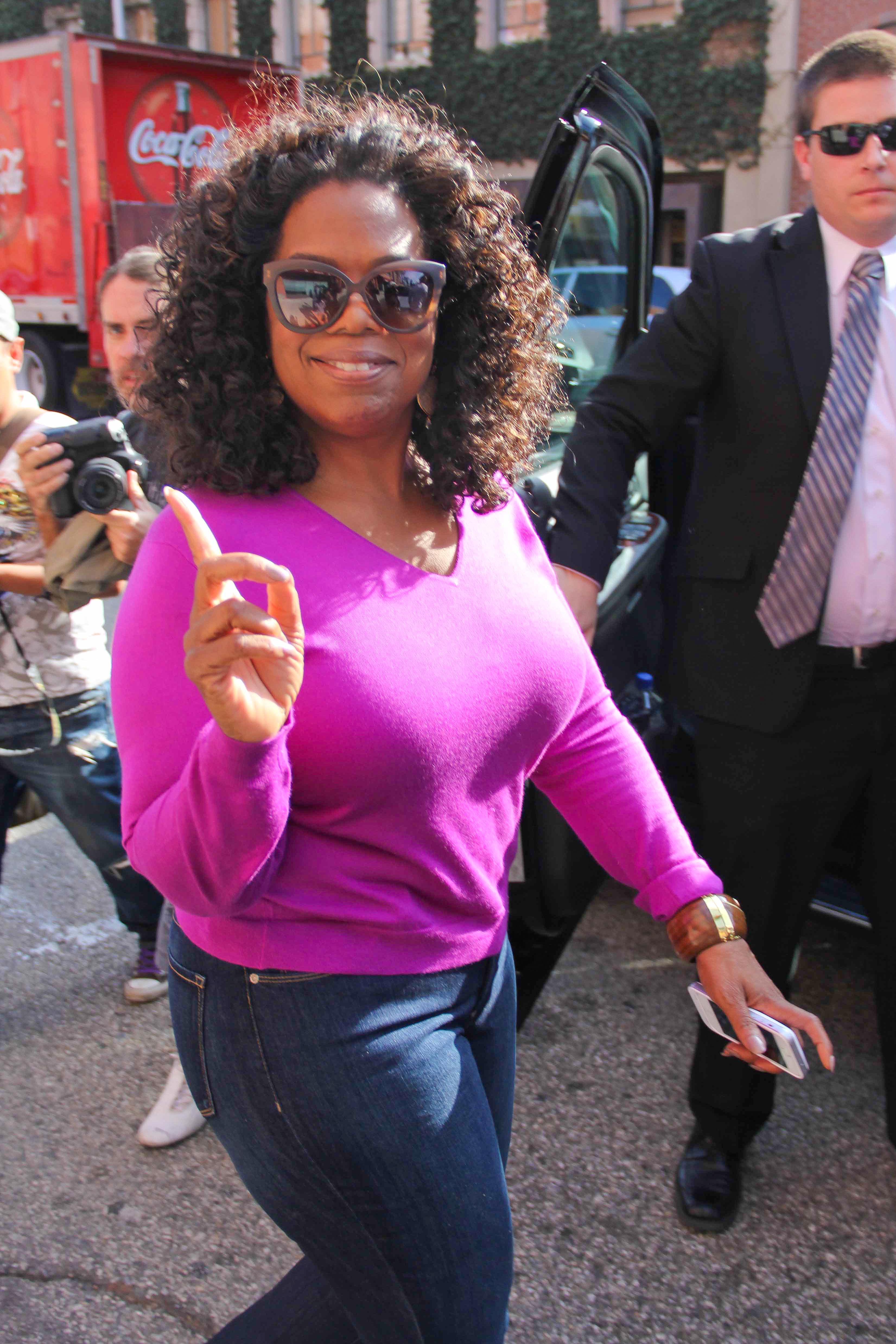oprah auction
