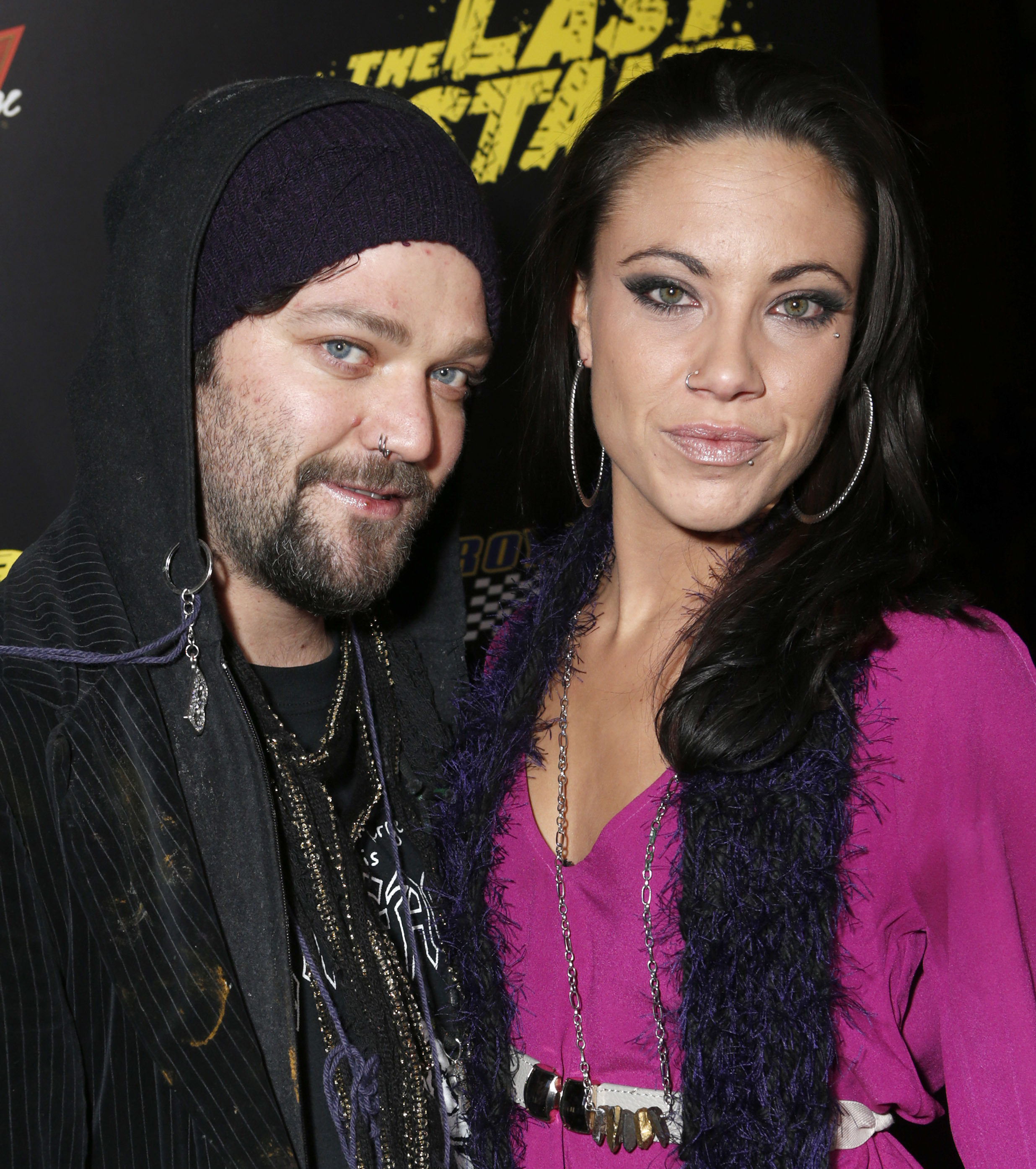 bam margera marries nicole boyd