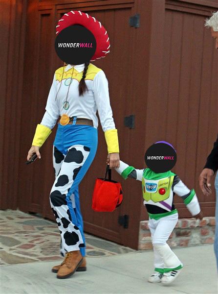 sandra bullock toy story costume