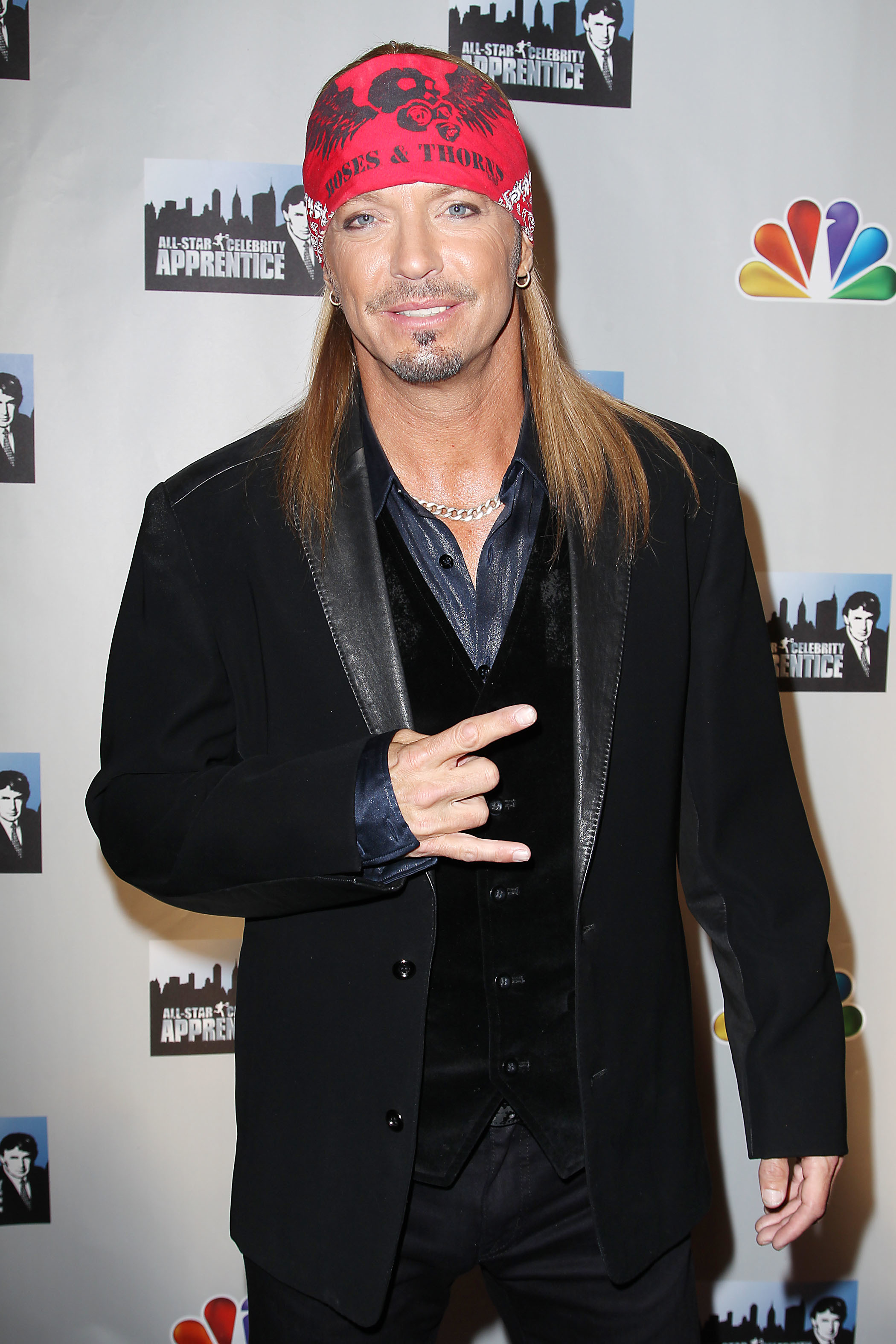 bret michaels makeup
