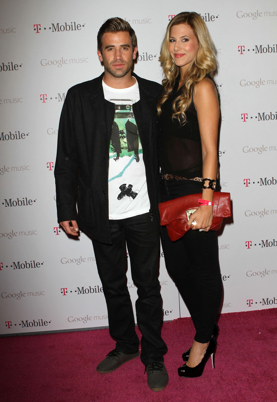 Jason Wahler and Ashley Slack