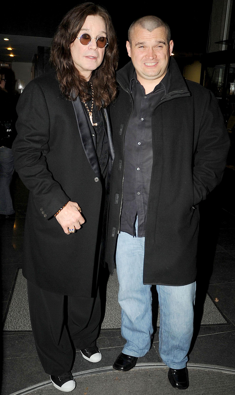 Ozzy Osbourne son Louis Osbourne