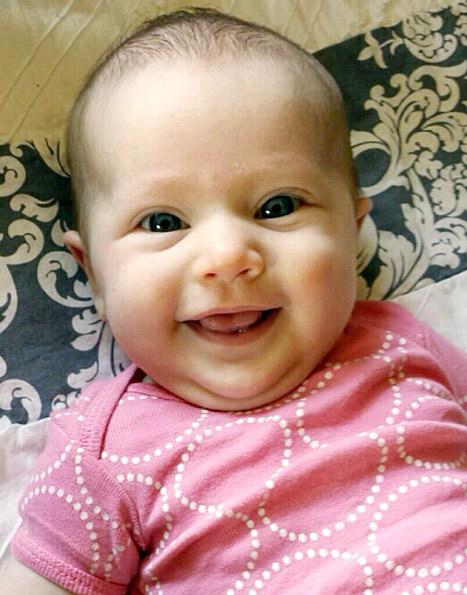 Hillary Scott daughter