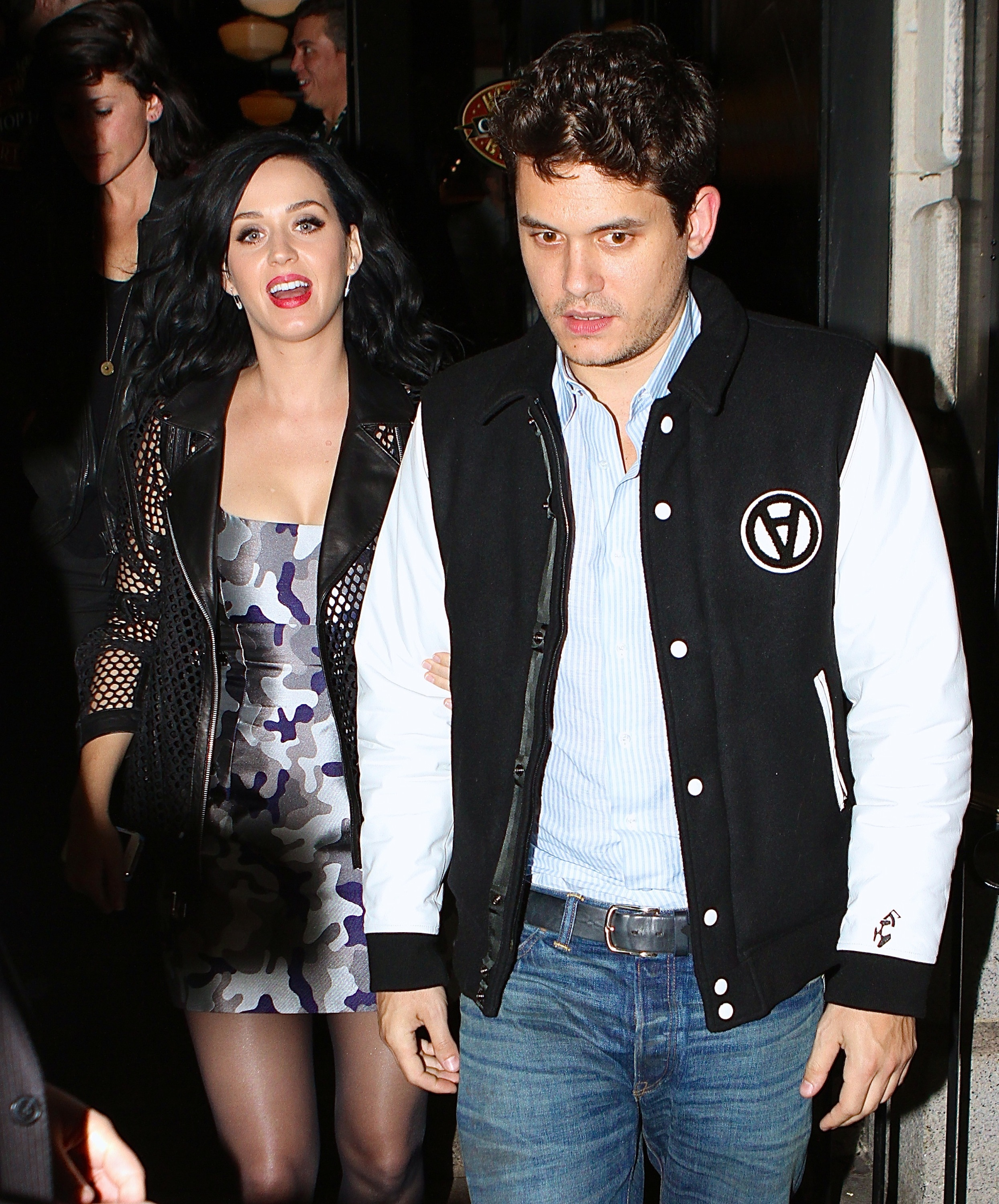 John Mayer Katy Perry wedding