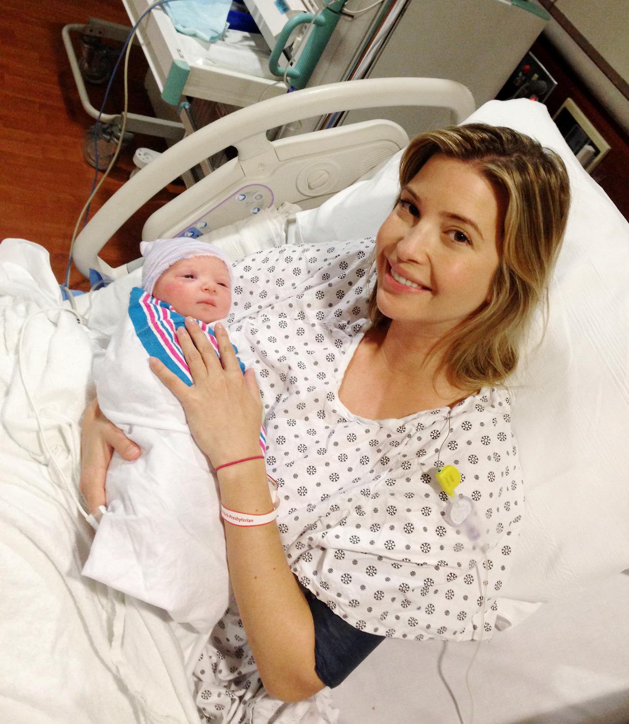 ivanka trump newborn son