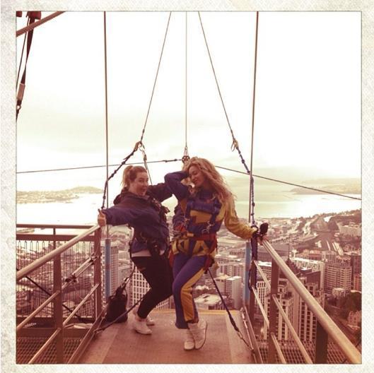 Beyonce New Zealand