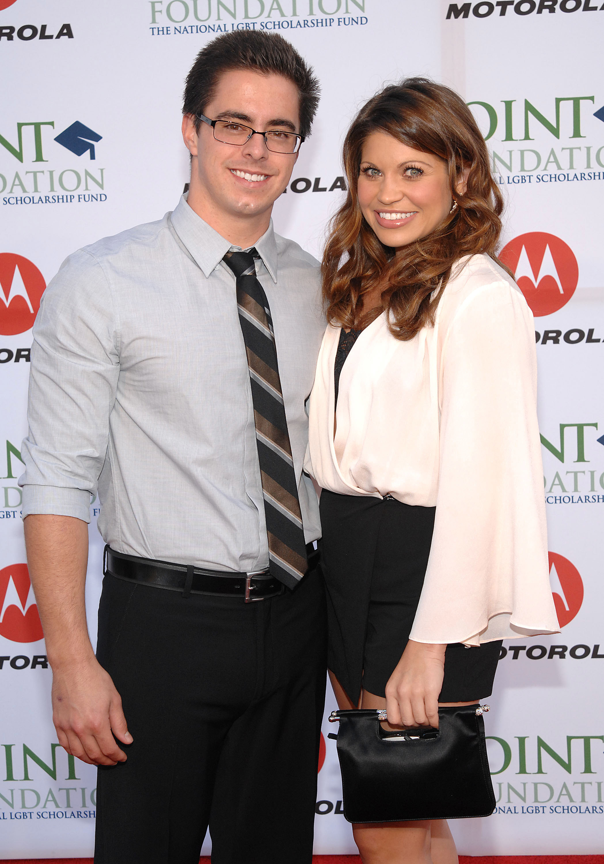 Danielle Fishel husband Tim Belusko