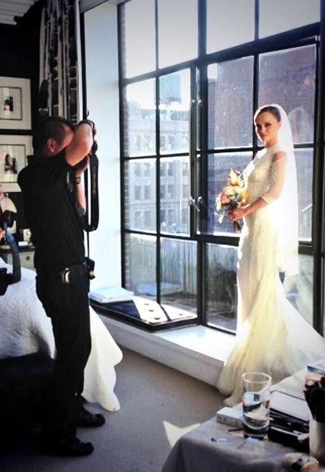 Christina Ricci wedding