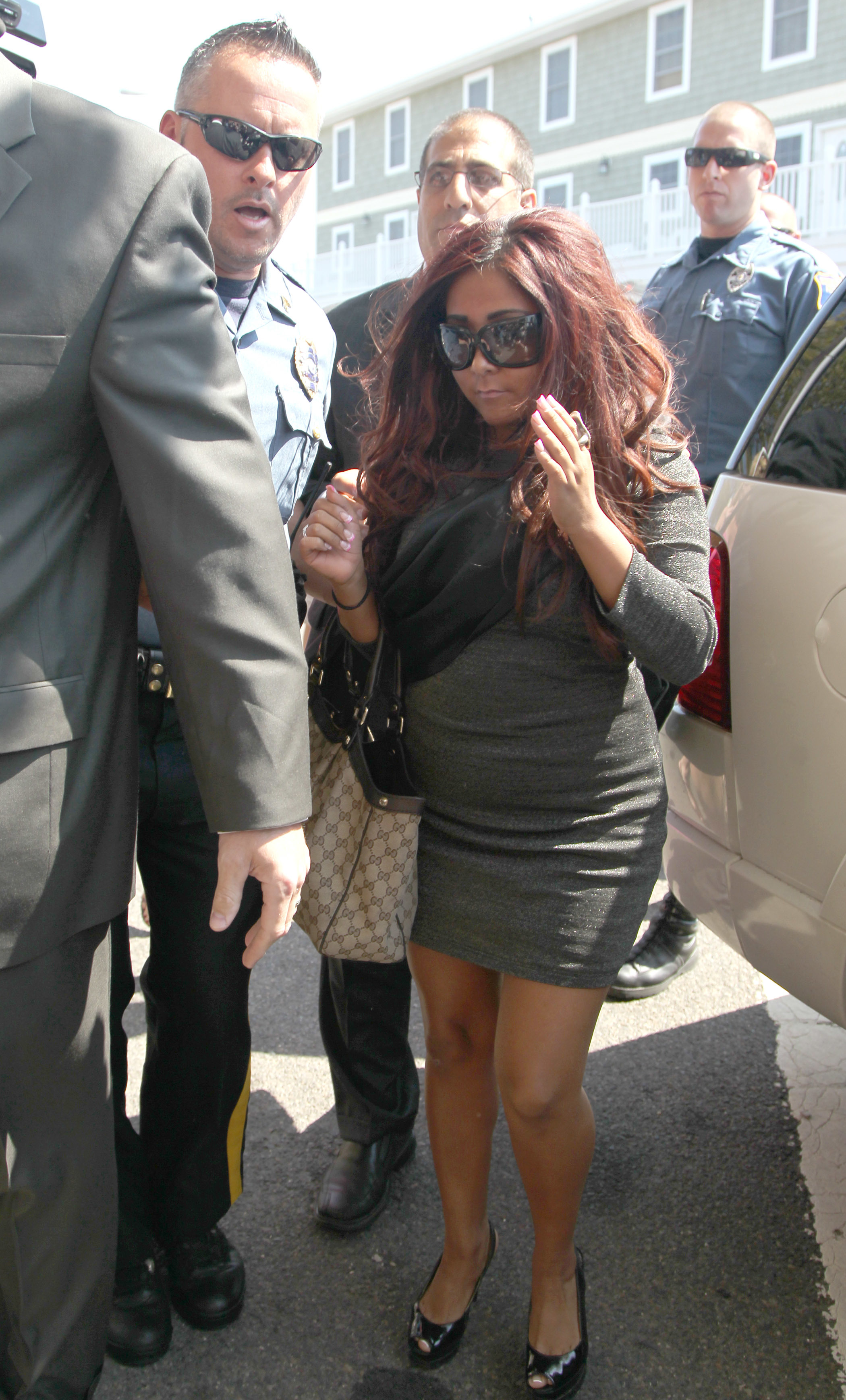 snooki courtroom