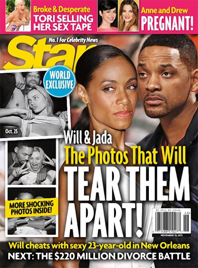 Will Smith Star Magazine