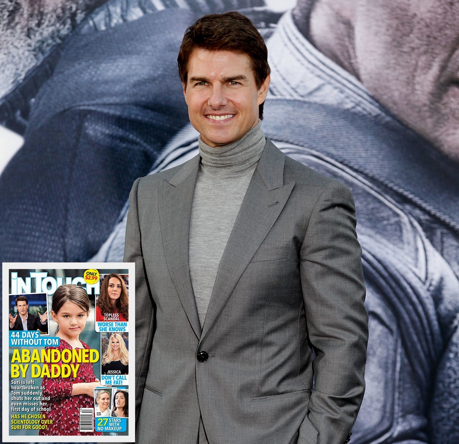 Tom Cruise In Touch