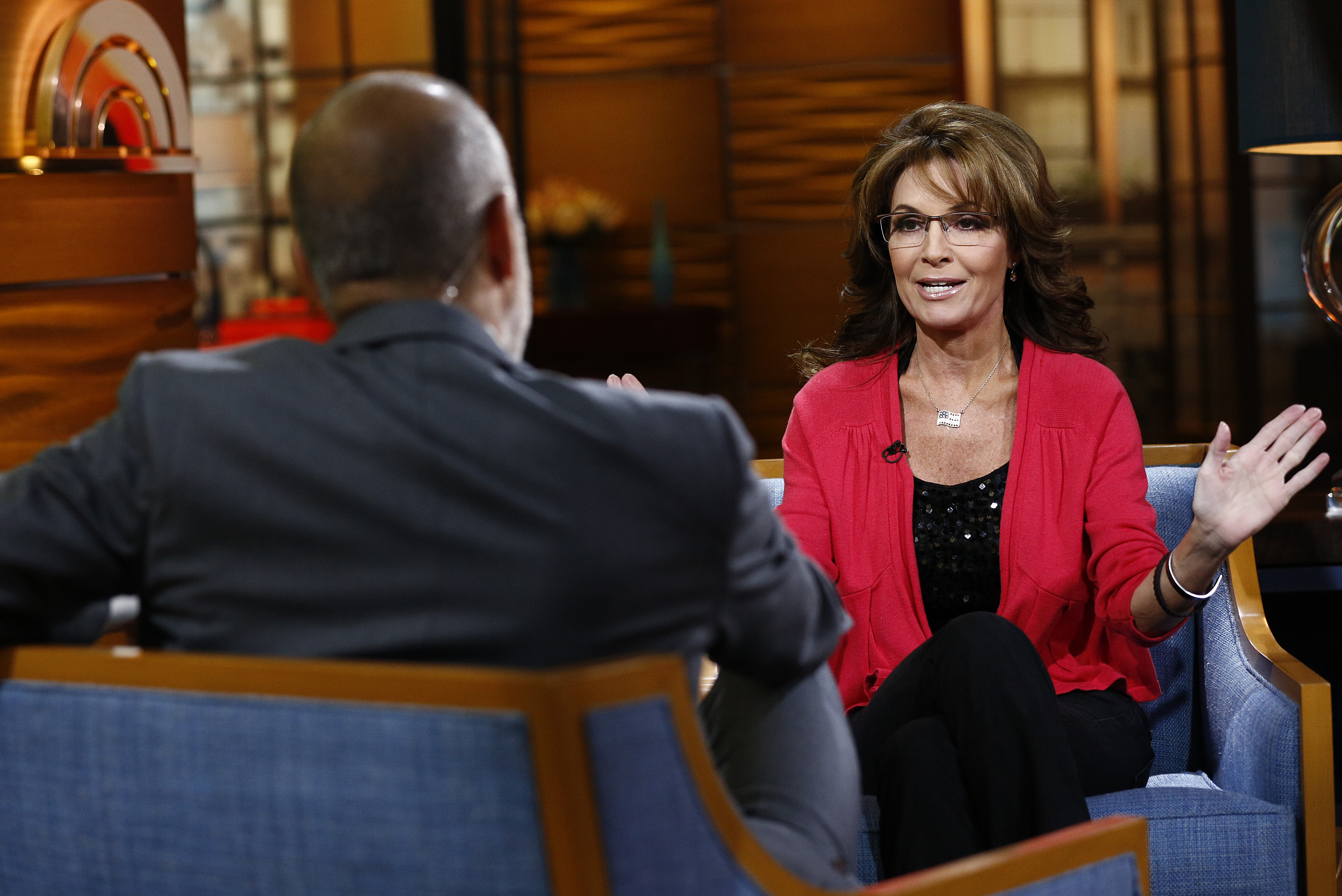palin lauer today show