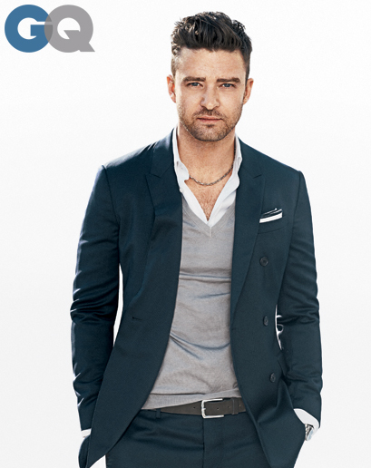 justin timberlake gq men of the year