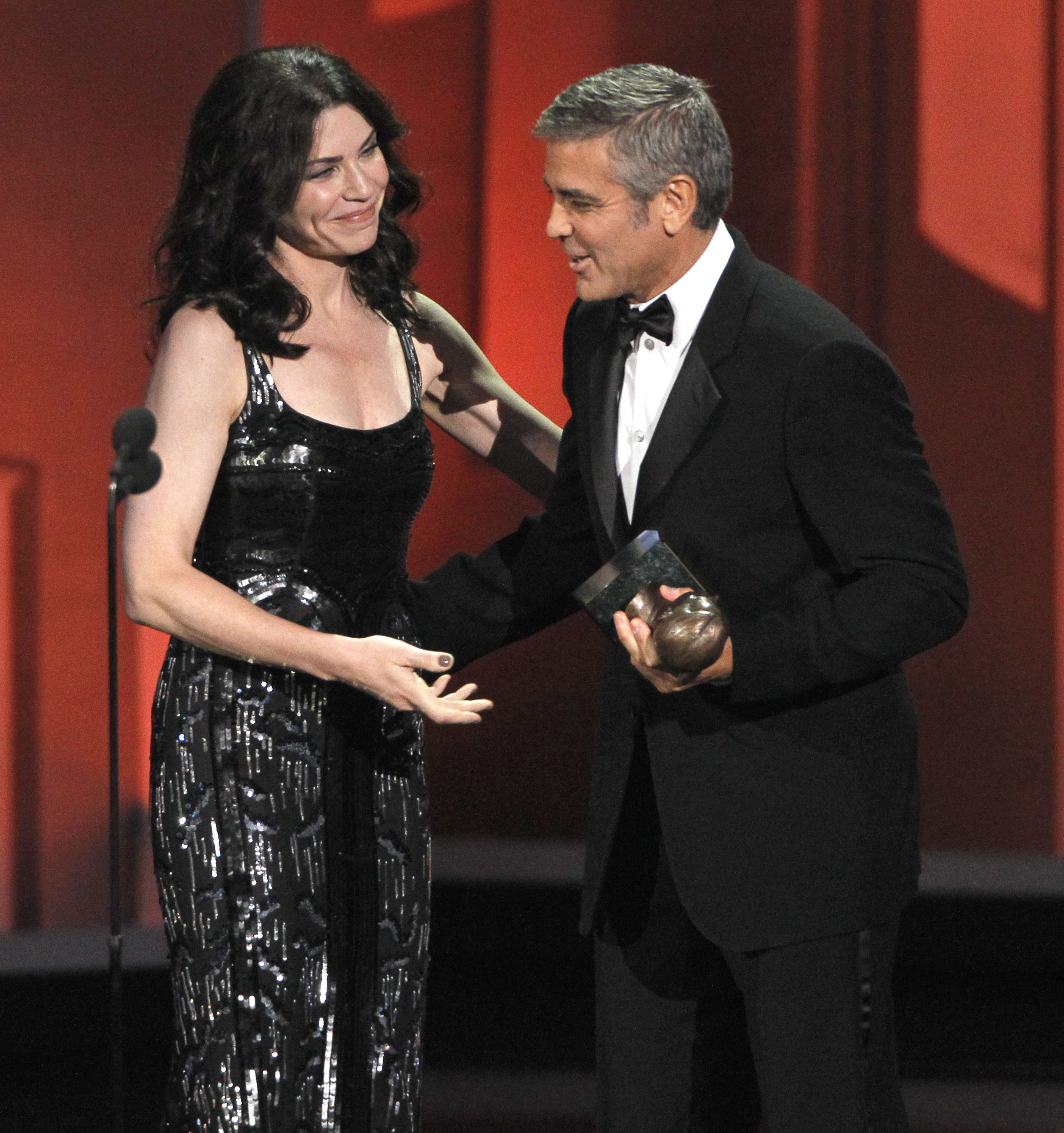clooney margulies
