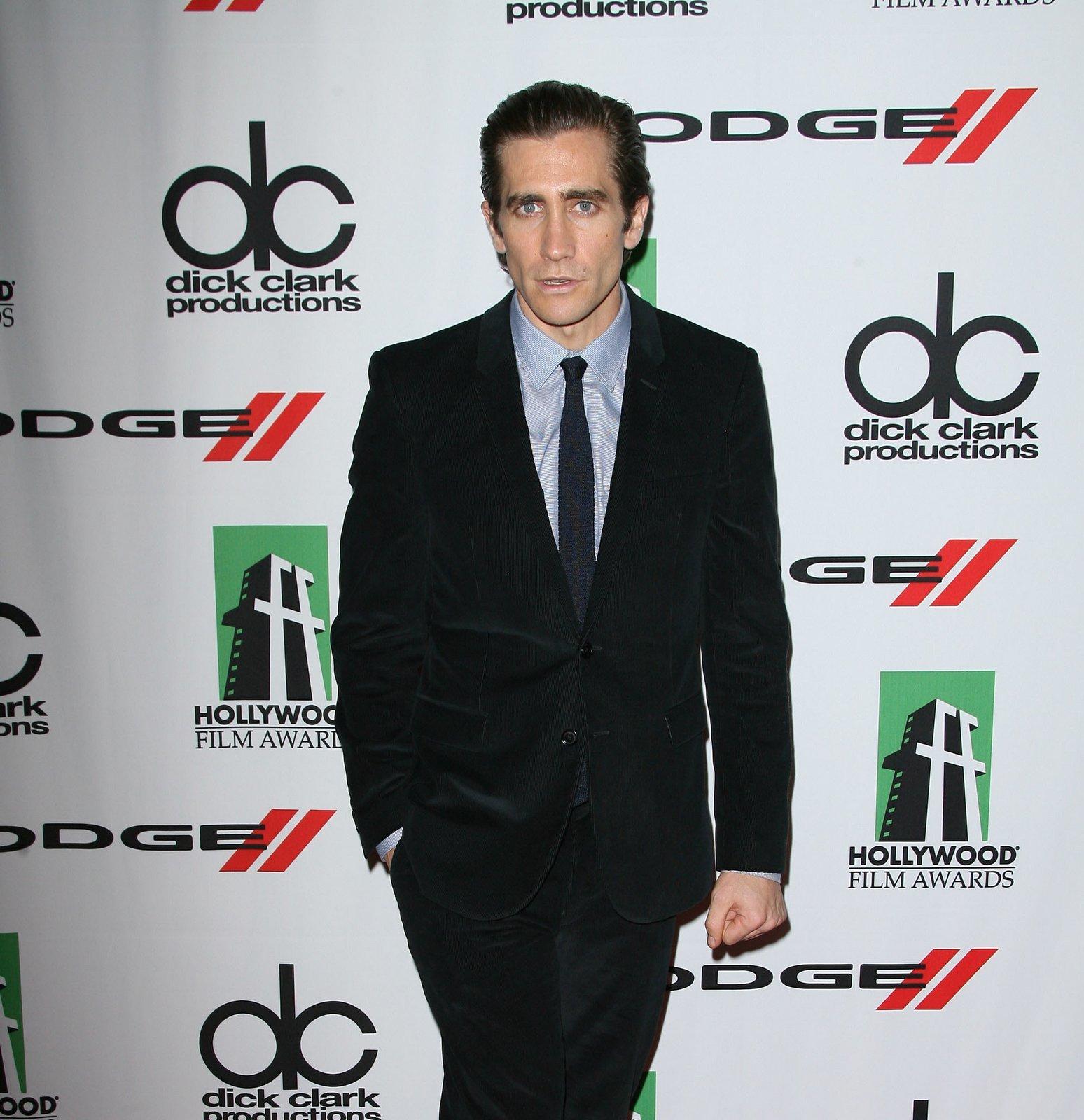 Jake Gyllenhaal thin