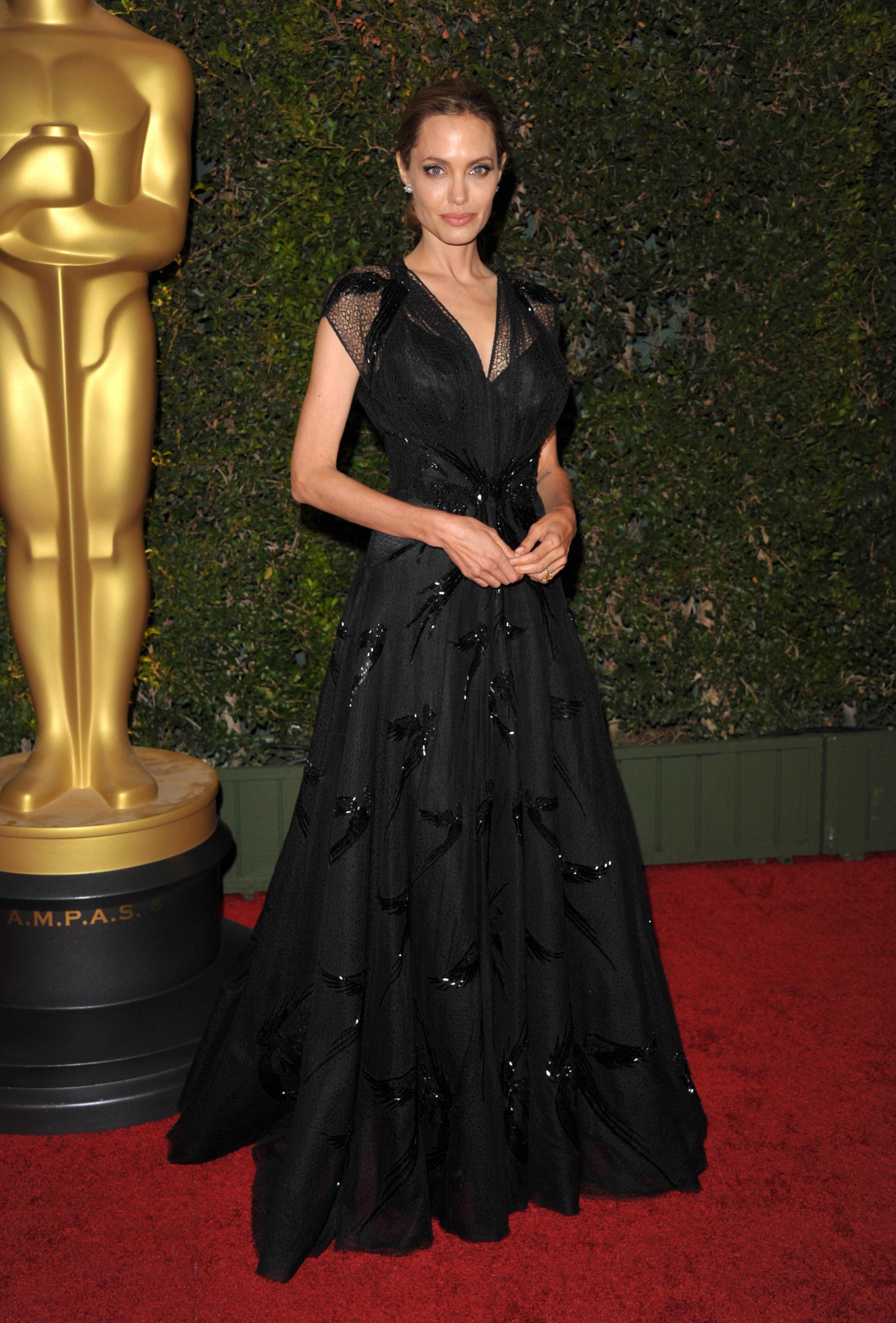 Angelina Jolie Governors Awards