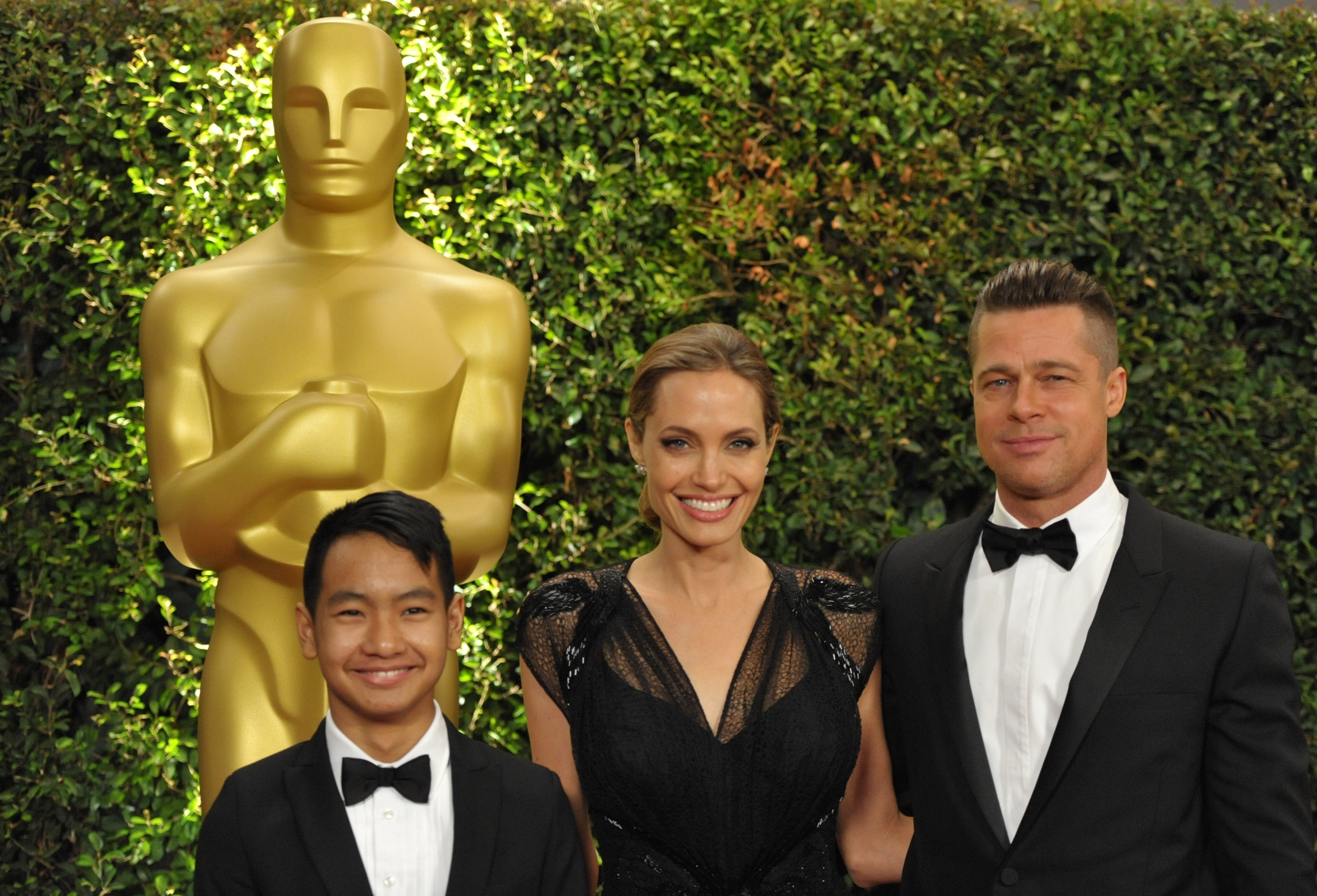 Brad Pitt's son Maddox reportedly refused to see him after split