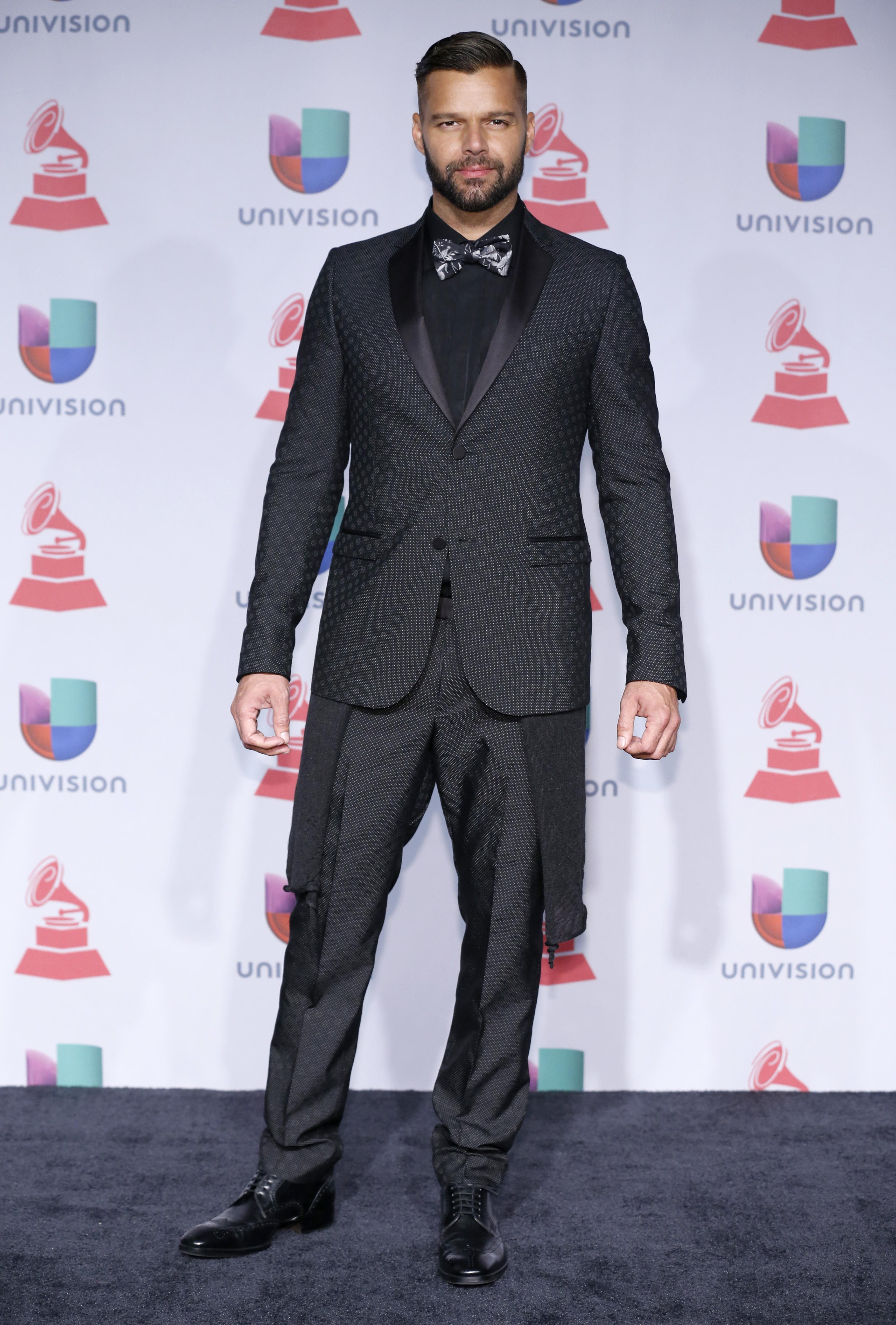 Ricky Martin Latin Grammy